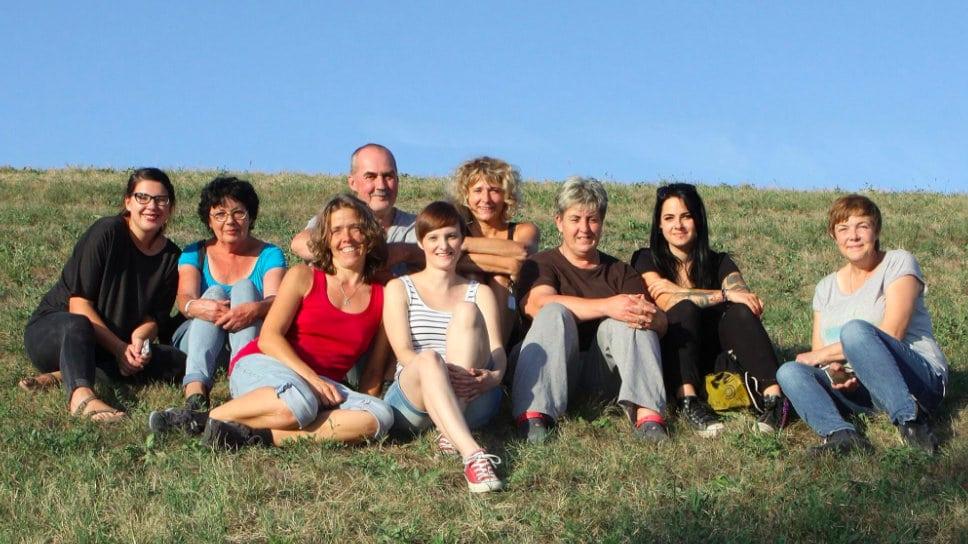 Fellfreunde in Ungarn